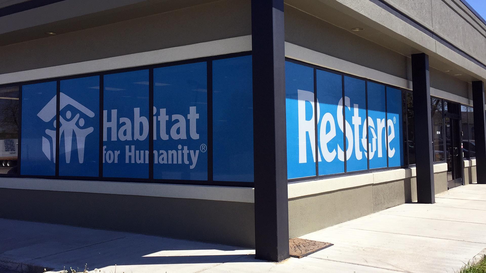 Habitat for humanity window design