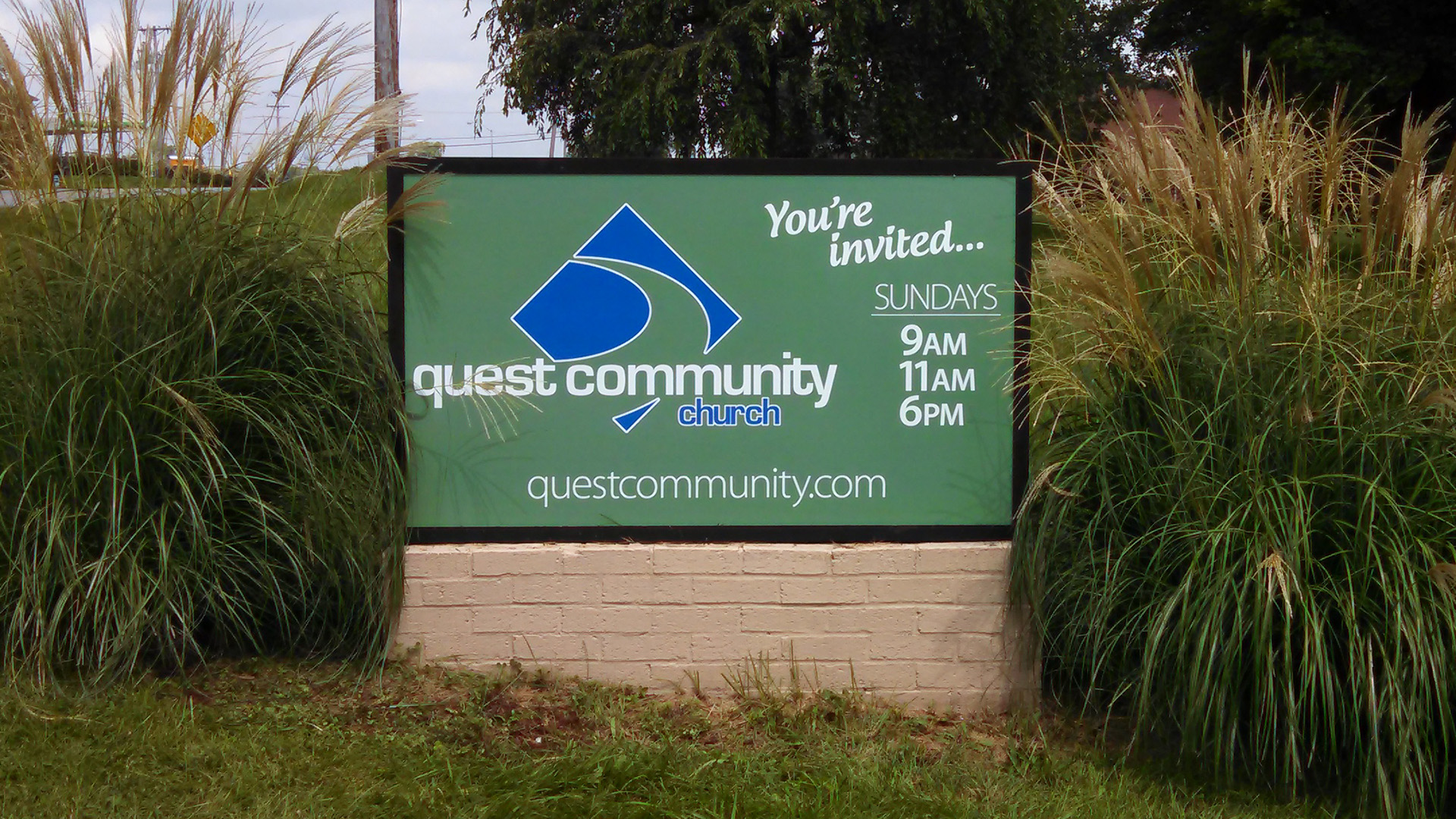 Quest Community Church Graphic